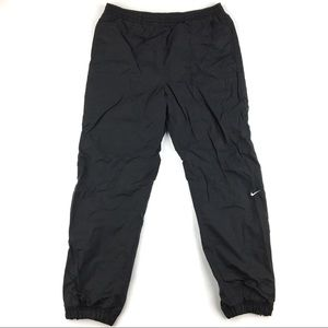 Vintage Nike Embroidered Swoosh Youth Track Pants